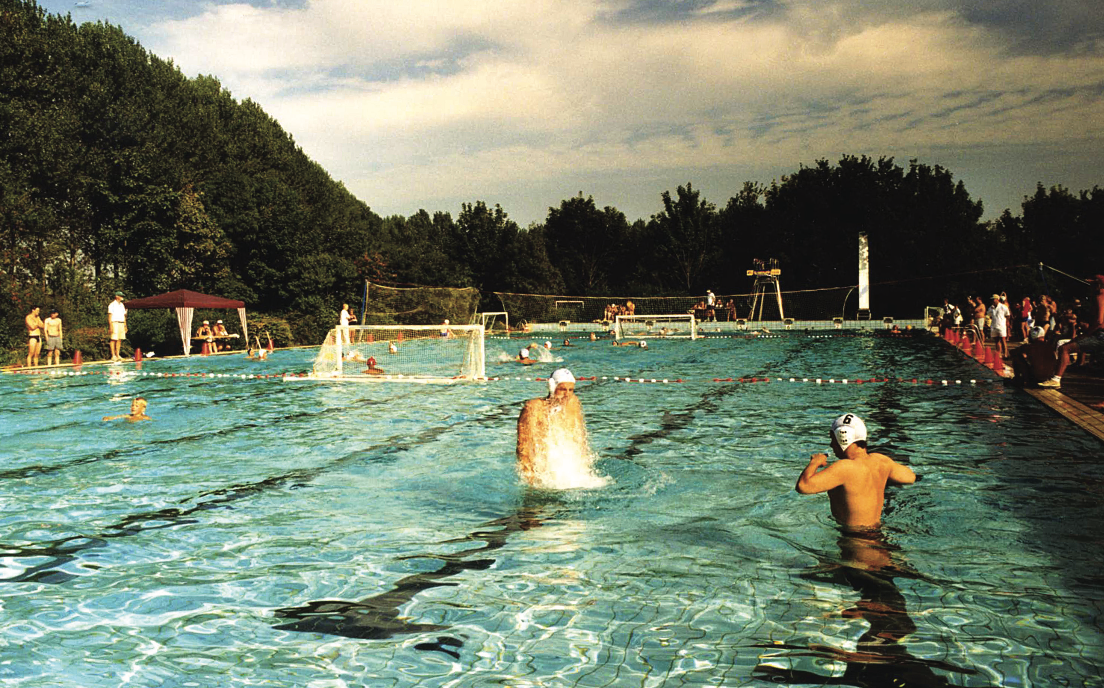 1999 Internationaal waterpolo