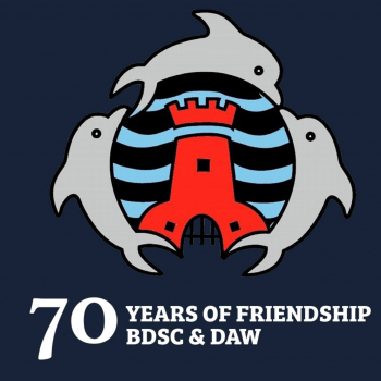 2018, Friendship with Bath Dolphin since 1948